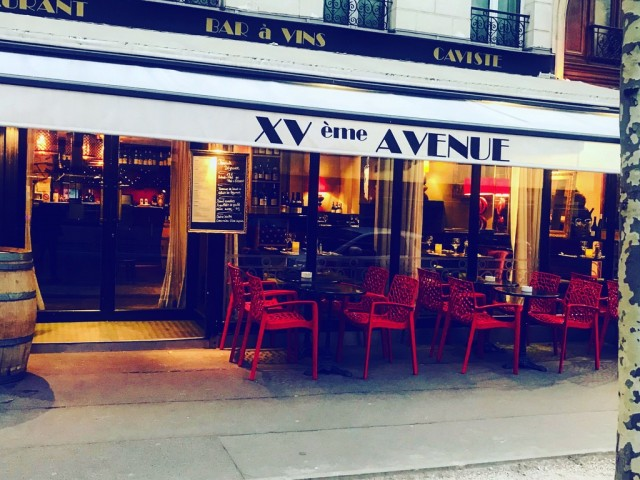 XVème Avenue